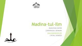 Madina-tul-Ilm