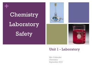 Unit 1 - Laboratory