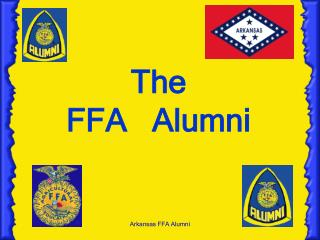 The  FFA   Alumni