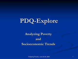 PDQ-Explore
