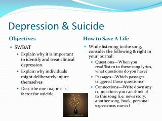 adolescent depression anti depressants and suicide Editorial: pharmacotherapy and adolescent depression to risk ratio for the use of antidepressants in adolescent depression as anti-depressants and suicide.