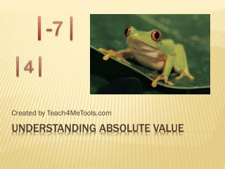 Understanding Absolute Value
