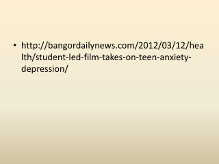 bangordailynews/2012/03/12/health/student-led-film-takes-on-teen-anxiety-depression/