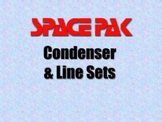 Condenser  Line Sets