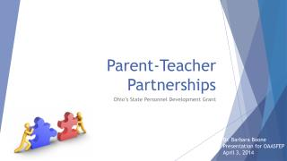 Parent-Teacher Partnerships