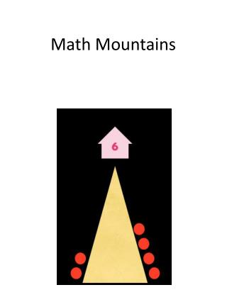 Math Mountains