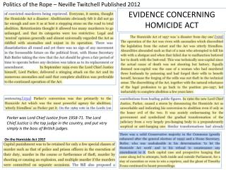Politics of the Rope – Neville  Twitchell  Published 2012