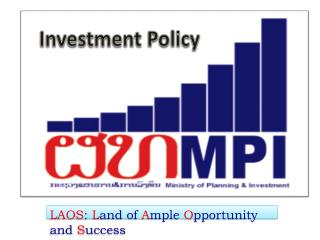 Investment  Policy