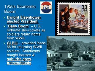 1950s Economic Boom