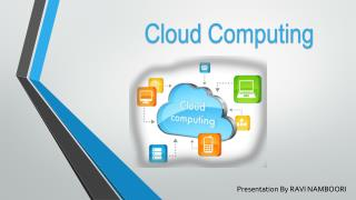 ravi namboori cloud computing