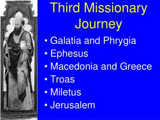 Third Missionary Journey
