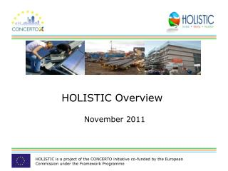 HOLISTIC Overview