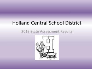 Holland Central School District