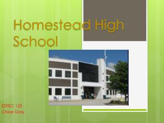 Homestead High School