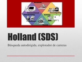 Holland  (SDS)