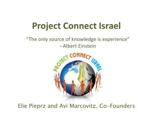 Project Connect Israel