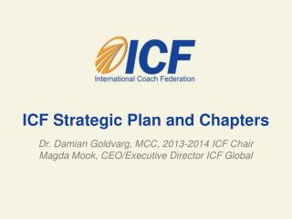 ICF Strategic Plan and Chapters