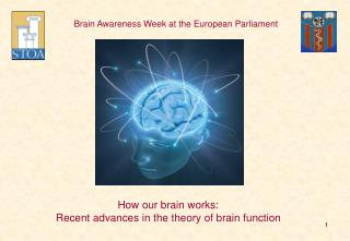 Brain Awareness Week at the European Parliament