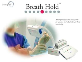A user-friendly, stand alone system for sensitive and reliable breath-hold monitoring