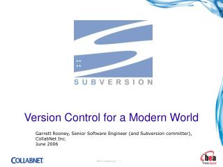 Version Control for a Modern World
