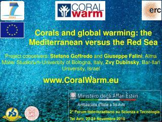 CoralWarm.eu