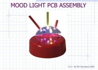 MOOD LIGHT PCB ASSEMBLY