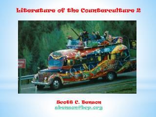 Literature of the Counterculture 2