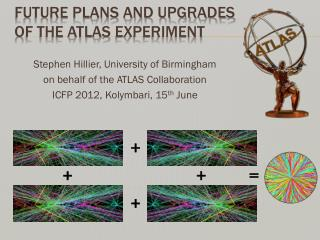 Future plans and Upgrades Of the ATLAS  EXPERiment
