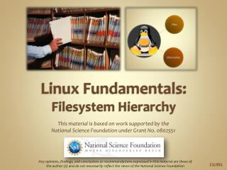 Linux Fundamentals: Filesystem Hierarchy