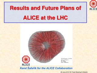 Results and Future Plans of ALICE at the LHC