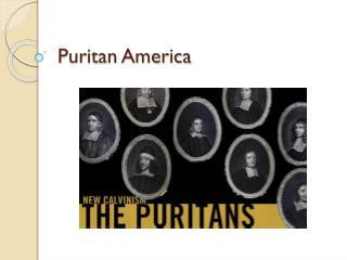 Puritan America