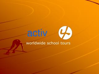 worldwide school tours