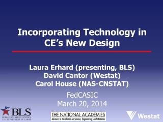 Incorporating Technology in CE's New Design