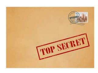 TOP SECRET Attention: Secret Agent Phoenix Code Name: Operation Staff Appreciation Luncheon