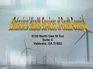 3120 North Oak St Ext Suite C Valdosta, GA 31602
