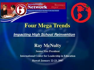 Four Mega Trends