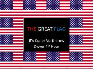 THE  GREAT  FLAG
