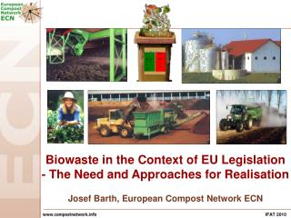Josef Barth, European Compost Network ECN