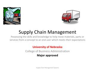University of Nebraska College of Business Administration Major approved