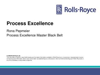 Process Excellence