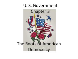 U. S. Government Chapter 3