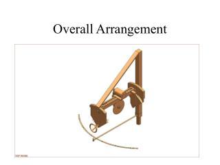 Overall Arrangement