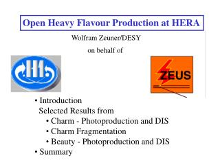 Wolfram Zeuner/DESY on behalf of