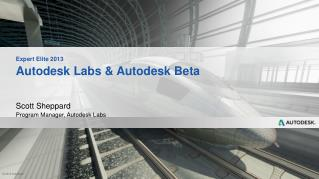 Autodesk Labs & Autodesk Beta