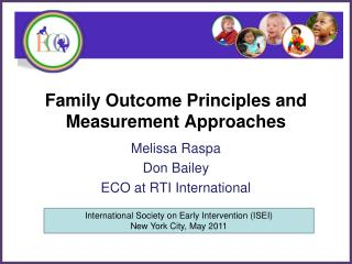 Family Outcome Principles and Measurement Approaches
