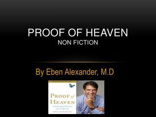 Proof of heaven Non fiction