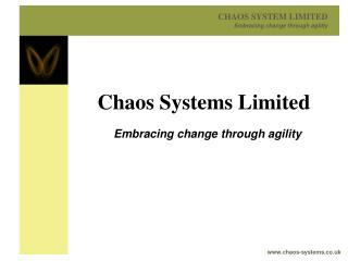 CHAOS SYSTEM LIMITED