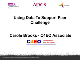 Using Data To Support Peer Challenge