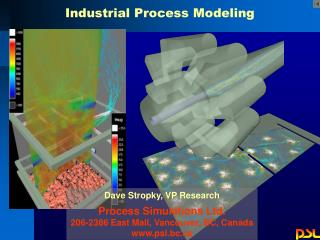 Industrial Process Modeling