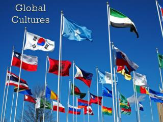 Global Cultures